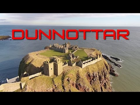 Cruden Bay Drone Video
