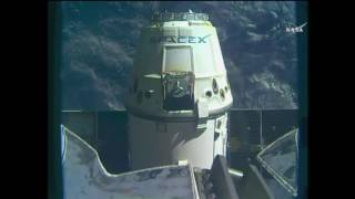 Dragon dwas released and departed the International Space Station at 5.11 AM EDT on March 19th. SpaceX's Dragon cargo spacecraft is scheduled to splash down ...