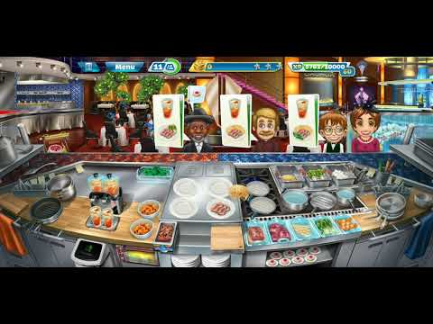Cooking Fever Day 213 Gourmet Restaurant
