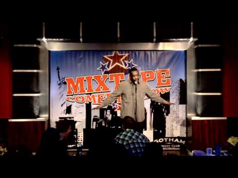 Mixtape Comedy Show - Marshall Brandon, Pt. 2