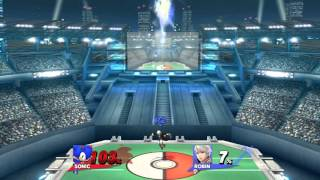 [Mod] What if Sonic was too slow? – That Smash 4 Modder