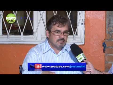 Domício Brasiliense é entrevistado por Ricardo Orlandini