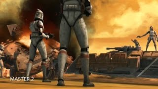 [Jar Jar destroyed from providing three Pirate Tanks] Star Wars TCW Season 1 Episode 12 [HD]