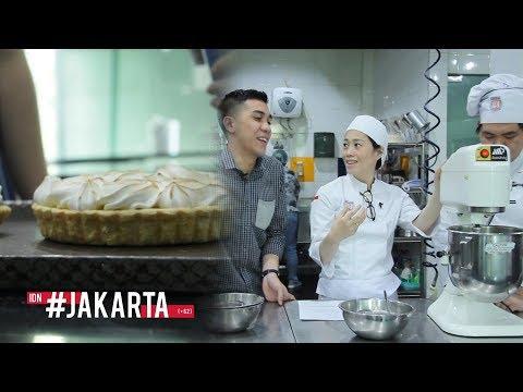 Gabung di Indonesia Patisserie School Ternyata Asyik & Menyenangkan! | #JAKARTA