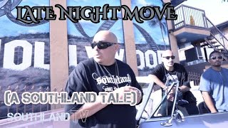 LATE NIGHT MOVE- Mister D, ft. Cold 187um, Big Al, & Trouble P