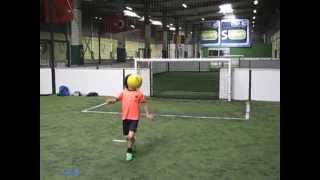 MESSI 8 YEAR OLD THE BEST - NEW BALLON D'OR