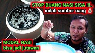 Download Video IDE BISNIS MODAL NASI SISA BISA JADI JUTAAN MP3 3GP MP4