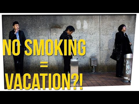 Company Gives Extra Days Off For Non-Smokers! ft. DavidSoComedy