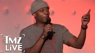 Video Dave Chappelle Heckled by Donald Trump Supporter I TMZ Live MP3, 3GP, MP4, WEBM, AVI, FLV April 2018