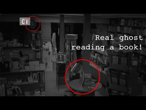 fantasmi in biblioteca!