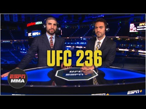 Recapping Ufc 236 And What's Next For Dustin Poirier, Israel Adesanya | Espn Mma