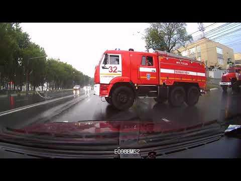 ДТП в Нижнем Новгороде