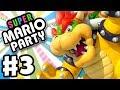 Download Lagu Super Mario Party - Gameplay Walkthrough Part 3 - Bowser in Megafruit Paradise! (Nintendo Switch) Mp3 Free