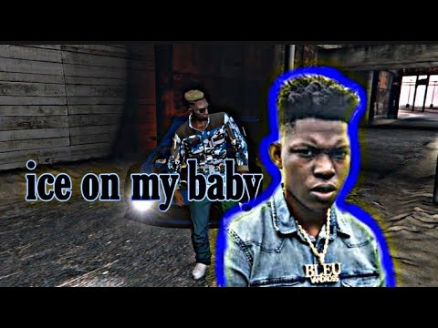 Yung Bleu - Ice On My Baby (Music Video) GTA5