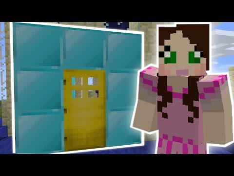 Minecraft: HIDDEN PALACE SECRET TREASURES  – Custom Mod Challenge [S8E8]