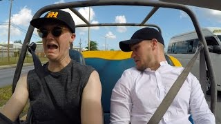 I drive around Barbados in a 'Mini Moke' with Paul Wallace - Subscribe to STG: http://bitly.com/SubToSTG Thanks to Virgin Holidays for making this trip possible: ...