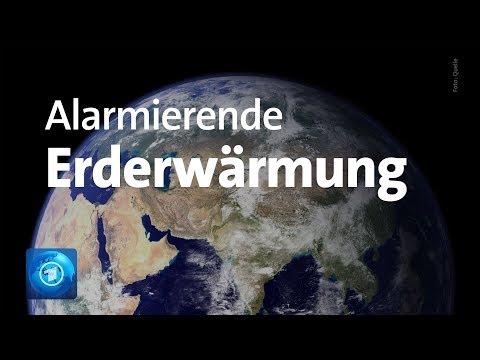 Bericht von Klimaforschern: 2017 war drittwärmstes Jahr