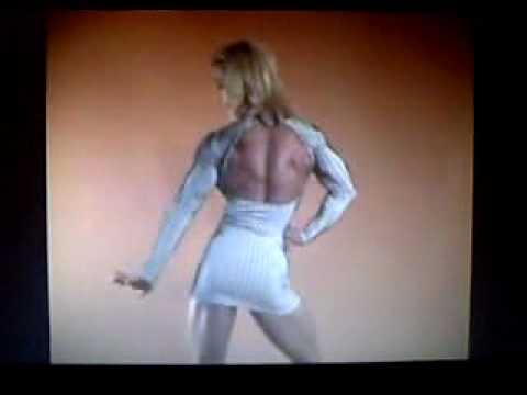 Валентина Чепига в сексуальном танце