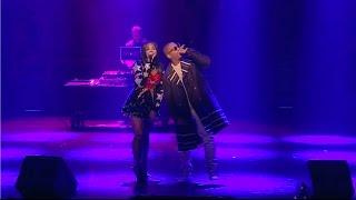 As a part of the #HamiltonMixtape LIVE #Ham4Ham show on December 1, Ja Rule and Ashanti perform Helpless.