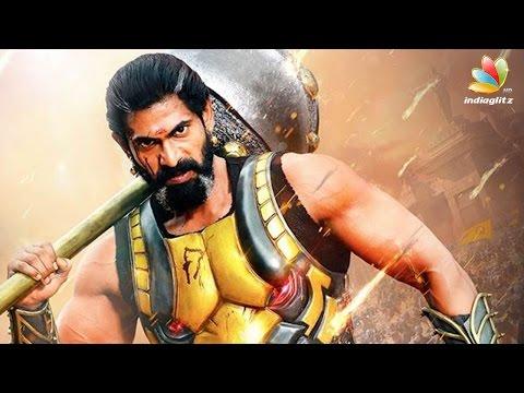 Baahubali 2 : Rana Daggubati's first look | Latest Tamil Cinema News | Bhallaladeva