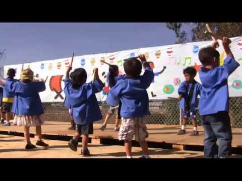 つみき幼稚園 子供祭り