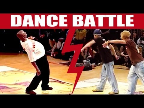 Hip Hop Dance Battle [Gucchon & Kei VS. Arno & Sally Sly]