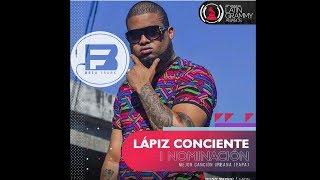 Lapiz Conciente habla de su nominación al Latin Grammy 2017 – La Hora del Contacto