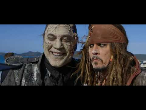Making Pirates Of The Caribbean: Dead Men Tell No Tales