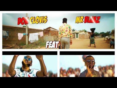 Don Clovis feat Mr Blaaz  - Akowé (clip vidéo)