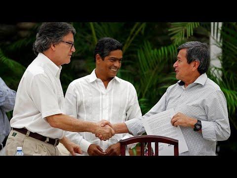 Κολομβία: Καμία συμφωνία μεταξύ κυβέρνησης και ανταρτών…