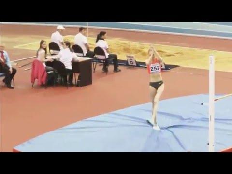 Ирина Гордеева 194 ( Москва 23-25.02.2016 Чемпионат России в помещении 2016 )