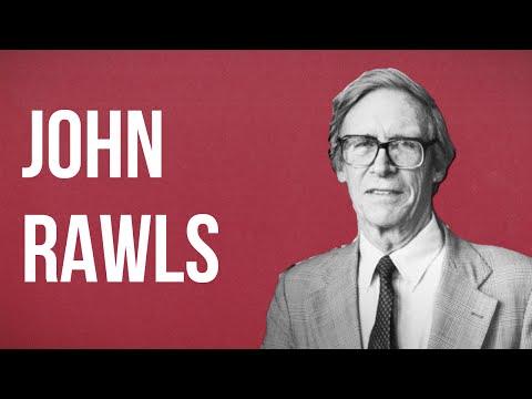 Filozofie: John Rawls