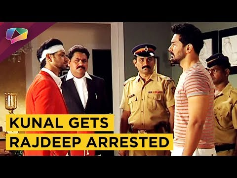 Kunal Gets Rajdeep Arrested | Mauli Thinks Of Givi