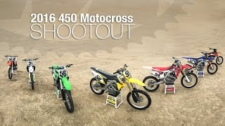 10. 2016 450 Motocross Shootout - MotoUSA