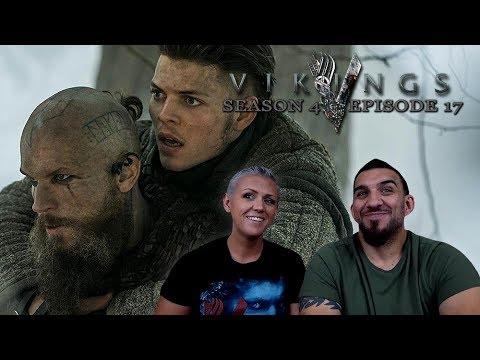 Vikings Season 4 Episode 17 'The Great Army' REACTION!!