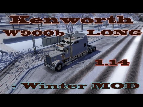 Kenworth W900b Long 1.14