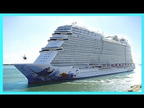 Самые невероятные морские суда