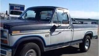 1985 Ford F-150 Used Cars Richland WA