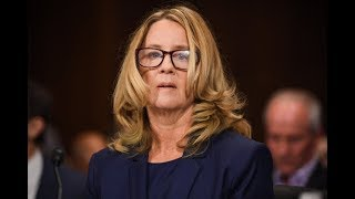 Brett Kavanaugh and Christine Blasey Ford testify before senate committee – watch live