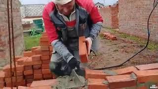 Kiedy chłopaki na budowie za dużo łykną, a ścianę trzeba postawić