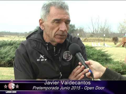 Entrevista a Javier Valdecantos