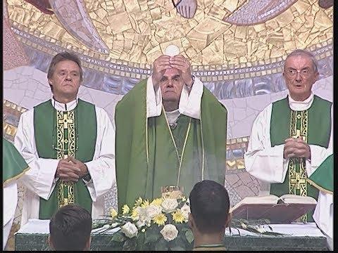 2018-10-07 2018-10-07 Vasárnapi szentmise a Gazdagréti Szent Angyalok Plébánián (Évközi 27. vasárnap)
