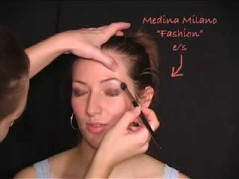 Video de un maquillaje paso a paso