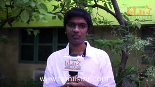 Music Director Vishal at Kubeer Movie Team Interview