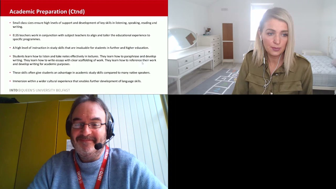 Video Thumbnail: INTO- Getting students prepared for optimum success