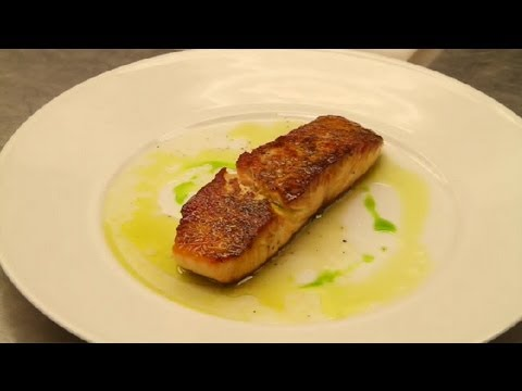 How to Make Sauteed Salmon : Healthy Recipes