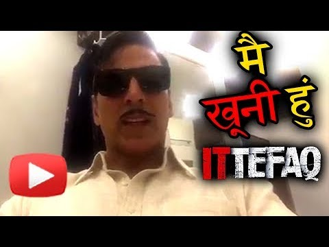 Akshay Kumar's WARNING To You, Don't Be A SPOLER I