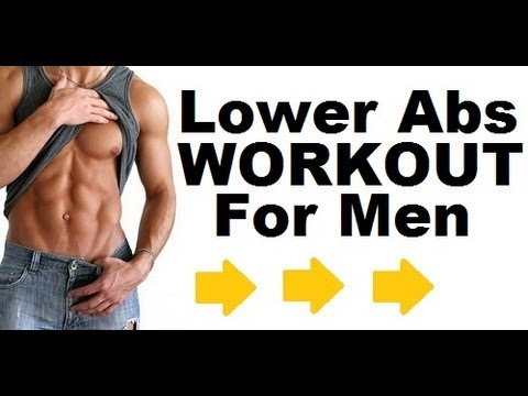 Best Lower Abs Workout and Exercise for Men at Home – TOP 5 LOWER AB EXERCISES FOR MEN