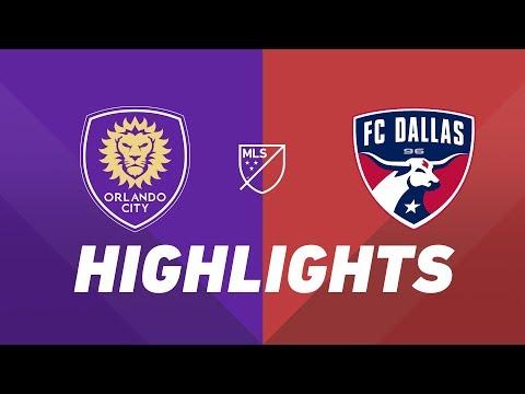 Video: Orlando City SC vs. FC Dallas | HIGHLIGHTS - August 3, 2019
