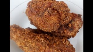 Thumbs up if you love fried chicken.Recipe: http://www.kadiafricanrecipes.com/Facebook:  https://www.facebook.com/kadirecipesPageMissed these recipes? Wath them here:https://www.youtube.com/watch?v=CPcHu9xI6Mshttps://www.youtube.com/watch?v=JuP80Z5lEmw